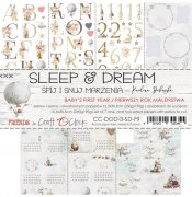 Paper Pack Craft o Clock - Sleep & Dream - Babys First Year