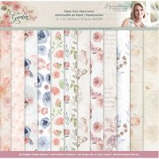 Paper Pack Crafter's Companion - Rose Garden