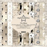 Paper Pack Dixi Craft - Vin Blanc