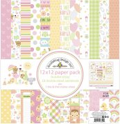 Paper Pack Doodlebug - Bundle of Joy - 12x12 Tum