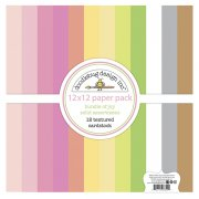 Paper Pack Doodlebug - Bundle of Joy - Solids