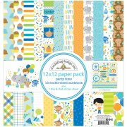 Paper Pack Doodlebug - Party Time
