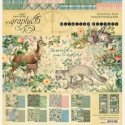 Paper Pack Graphic 45 - Woodland Friends