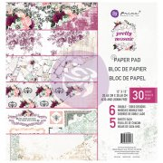 Paper Pack Prima Marketing - Pretty Mosaic - 12x12 Tum