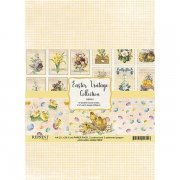Paper Pack Reprint - Easter Vintage - A4