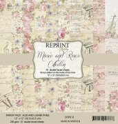 Paper Pack Reprint - Music and Roses