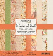 Paper Pack Reprint - Shades of Fall - 12x12 Tum