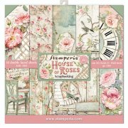 Paper Pack Stamperia - House of Roses