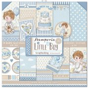 Paper Pack Stamperia - Little Boy