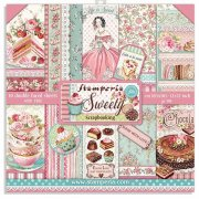 Paper Pack Stamperia - Sweety - 12x12 Tum