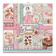 Paper Pack Stamperia - Sweety