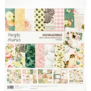 Paper Pack Stimple Stories - Simple Vintage Garden District
