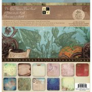 "Paper Pad 12""x12"" - Once Upon A Time 2 - DCWV 48 ark"