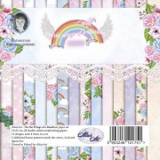 Paper Pad Altair Art - On the Wings of a Rainbow - 6 x 6 Tum