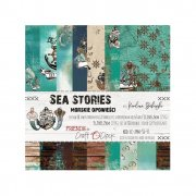 Paper Pad Craft o Clock - Seaside Stories - 6x6 Tum