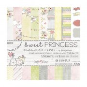 Sweet Princess Paper pad 8x8