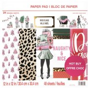 Paper Pad Craft Smart - Miss Claus