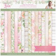Paper Pad Crafter´s Companion - Garden of Love