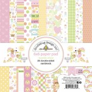 Paper Pad Doodlebug - Bundle of Joy - 6x6 Tum