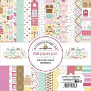 Paper Pad Doodlebug - Made with Love - 6x6 Tum