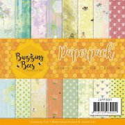 Paper Pad Jeanine´s Art - Buzzing Bees