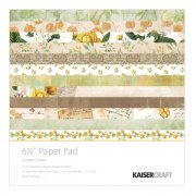 "Paper Pad 6.5""x6.5"" - Golden Grove - Kaisercraft"