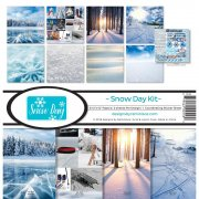 Paper Kit 12x12 - Reminisce - Snow Day