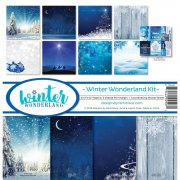 Paper Kit 12x12 - Reminisce - Winter Wonderland