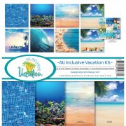 Paper Kit Reminisce - All Inclusive Vacation