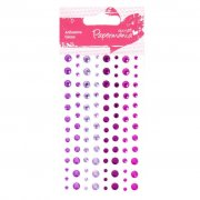 Rhinestones Heather - Papermania 104 st