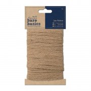 Papermania Bare Basics Jute Ribbon - 5 m