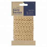 Papermania Bare Basics Jute Trim - 2 m