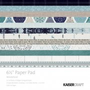 Paper Pack 6,5x6,5 - Kaisercraft - Wonderland