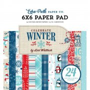 Paper Pack 6 Echo Park - Celebrate Winter