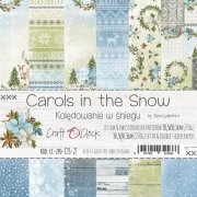 Paper Pack Craft O Clock - Carols in the Snow - 12 x 12 Tum