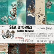 Paper pack Craft O Clock - Seaside Stories