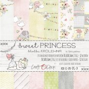Paper Pack Craft O Clock - Sweet Princess