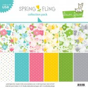 Paper Pack Lawn Fawn - Spring Fling