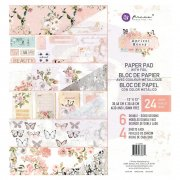 Paper Pack Prima Marketing - Apricot Honey - 12 x 12 Tum