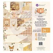 Paper Pack Prima Marketing - Autumn Sunset - 12 x 12 Tum