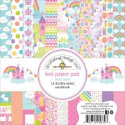 Paper Pad 6x6  - Doodlebug - Fairy Tales