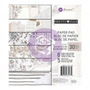 Paper pad 6x6 - Prima Marketing - Pretty Pale