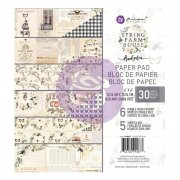 Paper pad 6x6 - Prima Marketing - Spring Farmhouse