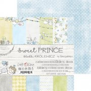 Paper Pad Craft O Clock - Sweet Prince - 6x6 Tum