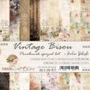 Paperpad Craft o Clock - Vintage Bisou