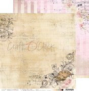 Papper Craft o Clock - Vintage Bisou 6