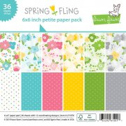 Paper Pad Lawn Fawn - Spring Fling