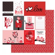 Papper Photo Play - Love Letters - Love is in the Air