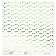 Papper 12x12 - Wedding Pidgeons - 200g