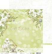 Papper Craft Clock - I Do 02
